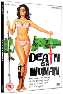 Death Is a Woman, DVD