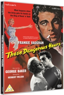 These Dangerous Years, DVD