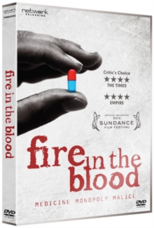 Fire in the Blood, DVD