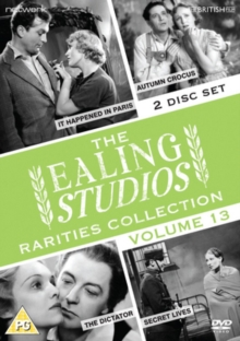 Ealing Studios Rarities Collection: Volume 13, DVD