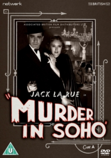 Murder in Soho, DVD