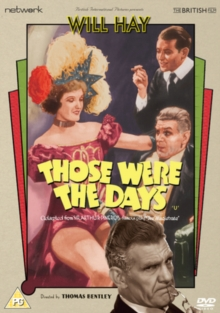 Those Were the Days, DVD  DVD