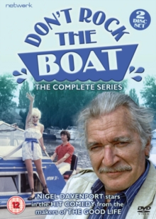 Don't Rock the Boat: The Complete Series, DVD  DVD