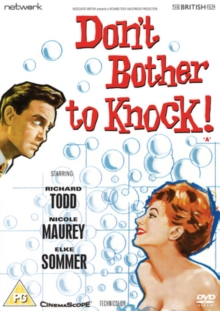 Don't Bother to Knock, DVD
