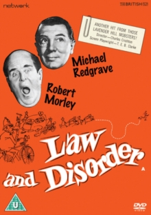 Law and Disorder, DVD