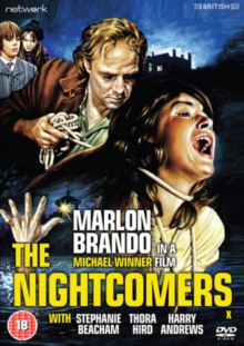 The Nightcomers, DVD