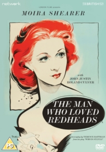 The Man Who Loved Redheads, DVD DVD