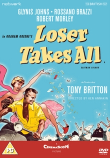 Loser Takes All, DVD