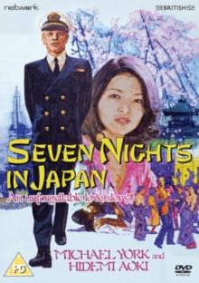 Seven Nights in Japan, DVD