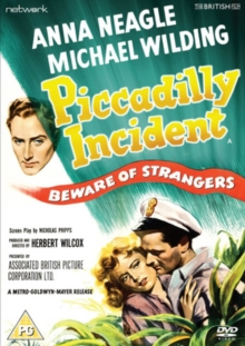 Piccadilly Incident, DVD  DVD