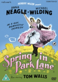 Spring in Park Lane, DVD  DVD