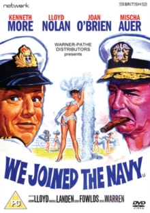 We Joined the Navy, DVD