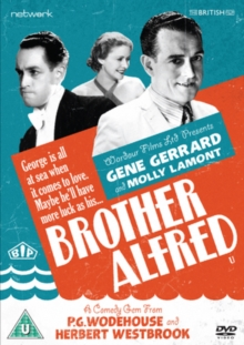 Brother Alfred, DVD  DVD