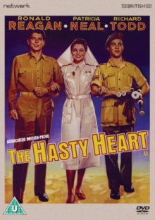 The Hasty Heart, DVD