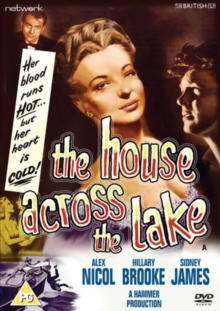 The House Across the Lake, DVD