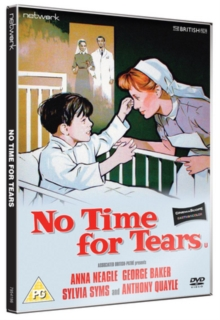No Time for Tears, DVD