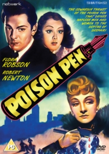 Poison Pen, DVD