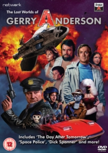 The Lost Worlds of Gerry Anderson, DVD DVD