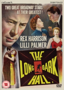 The Long, Dark Hall, DVD