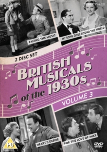 British Musicals of the 1930s: Volume 3, DVD  DVD