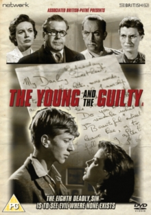 The Young and the Guilty, DVD