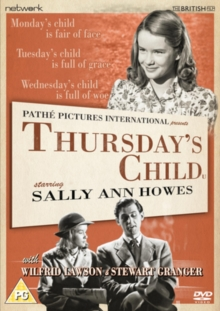 Thursday's Child, DVD