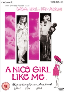 A   Nice Girl Like Me, DVD