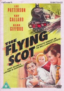 The Flying Scot, DVD DVD