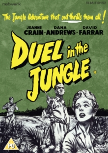 Duel in the Jungle, DVD