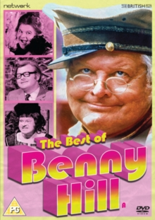 Benny Hill: The Best of Benny Hill, DVD
