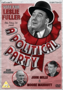 A   Political Party, DVD DVD