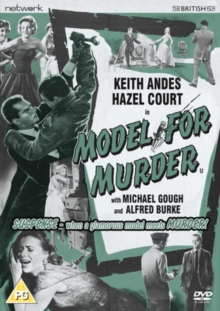 Model for Murder, DVD
