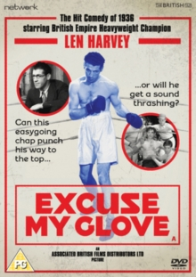 Excuse My Glove, DVD