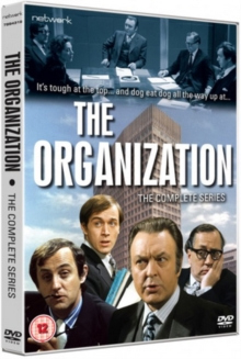 The Organization: The Complete Series, DVD