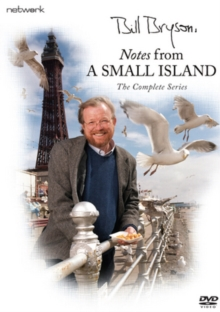 Bill Bryson: Notes from a Small Island, DVD