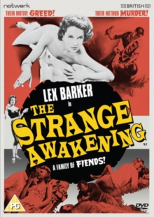 The Strange Awakening, DVD