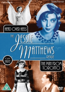 The Jessie Matthews Revue: The Man from Toronto/Head Over Heels, DVD