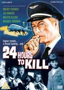 24 Hours to Kill, DVD  DVD