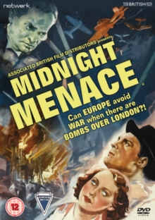 Midnight Menace, DVD