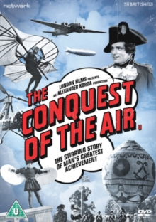 The Conquest of the Air, DVD