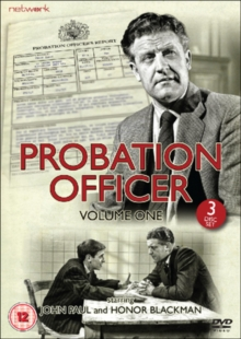 Probation Officer: Volume 1, DVD