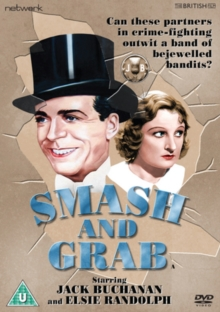 Smash and Grab, DVD
