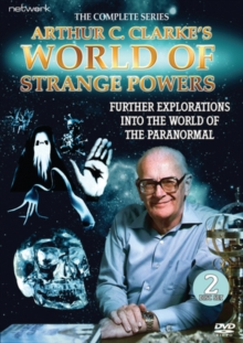 Arthur C. Clarke's World of Strange Powers: The Complete Series, DVD
