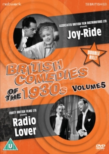 British Comedies of the 1930s: Volume 5, DVD
