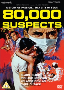 80,000 Suspects, DVD