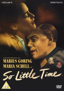 So Little Time, DVD