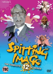 Spitting Image: The Complete Twelfth Series, DVD