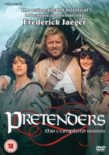The Pretenders: The Complete Series, DVD