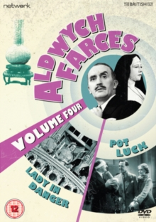 Aldwych Farces: Volume 4, DVD