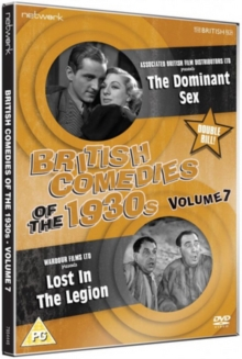 British Comedies of the 1930s: Volume 7, DVD